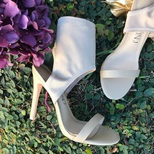 💜💜💜All Nude Ankle Cuff Heel 🔥🔥🔥
